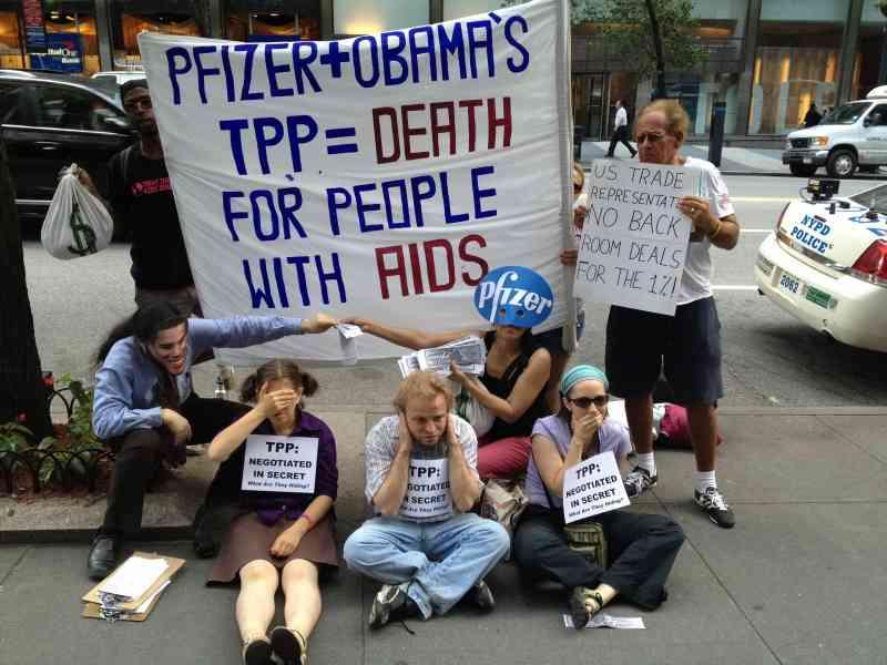 VIDEO: Pharma Giant Pfizer's TPP