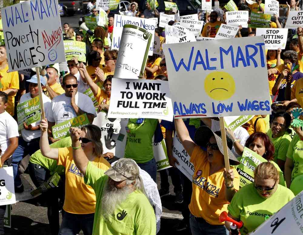 VIDEO: Walmart Says With TPP, Labor Protections Are