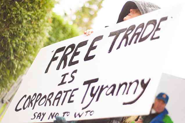 Stopping the Trans-Pacific Partnership: Global Revolt Against Corporate Domination