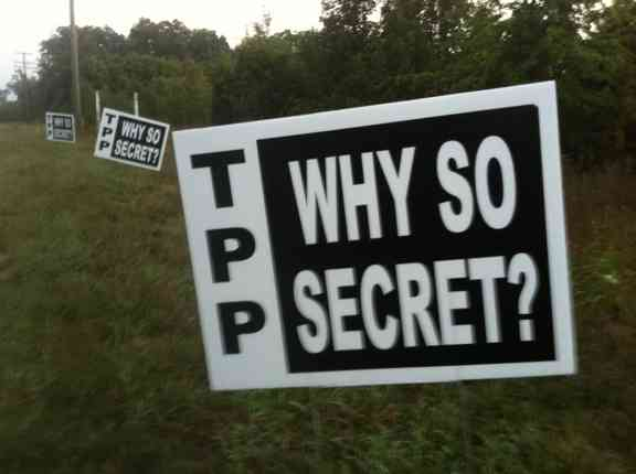 Where in the World are the TPP Negotiators?