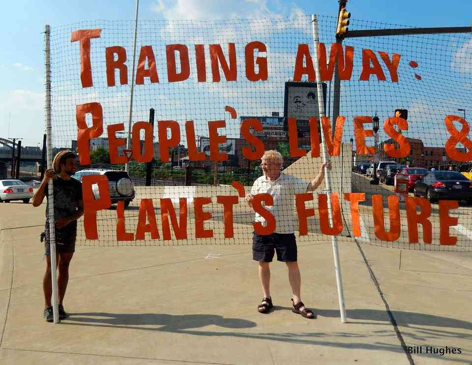 Tell USTR Stan McCoy To Stop Trading Away Lives For Profits In The TPP