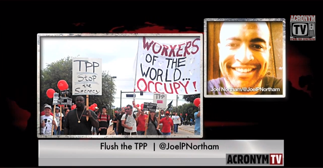 VIDEO: Jobs Returning to America (at slave labor wages) Thanks to the TPP