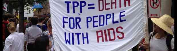 VIDEO: The Trans-Pacific Partnership: A Threat to Affordable Medicines for Millions