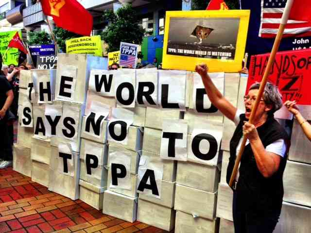 TPP Chief Negotiators To Meet In U.S. Mid-September, Countries Tout Progress