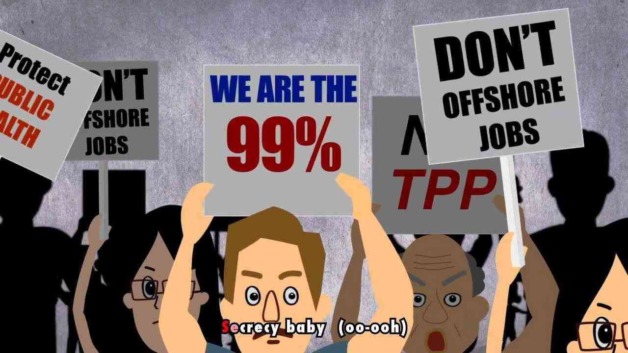 VIDEO: What is the Trans-Pacific Partnership?