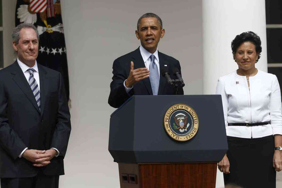 President Obama speaks out on Fast Track