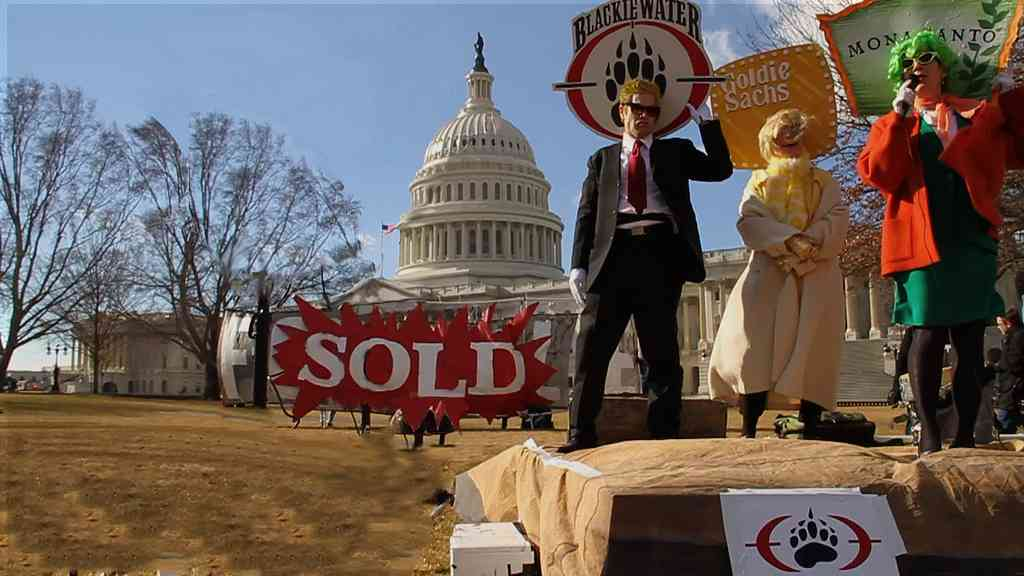 VIDEO: We're Stopping Fast Track and the TPP