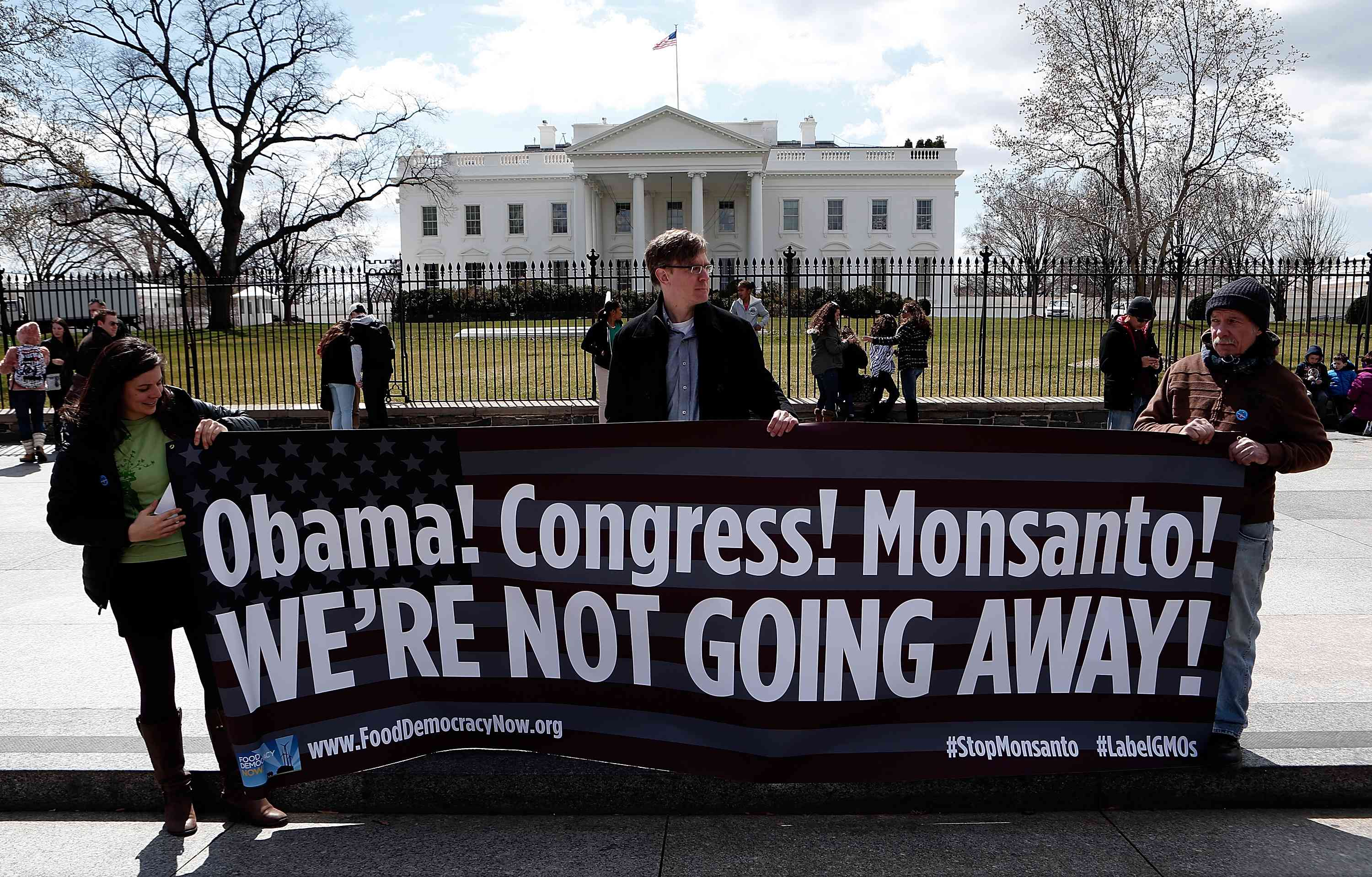 March Against the Global Monsanto Protection Act, The TPP