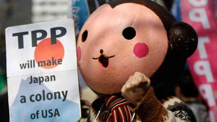 US Fails to Close TPP Deal as Wikileaks Exposes Discord