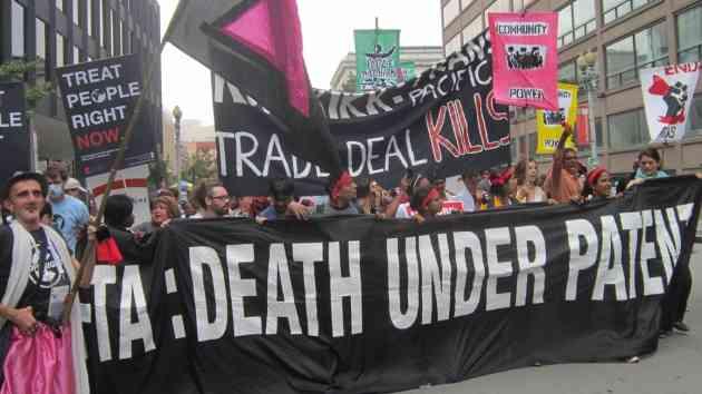 Open Letter to TPP Negotiators by Joseph Stiglitz