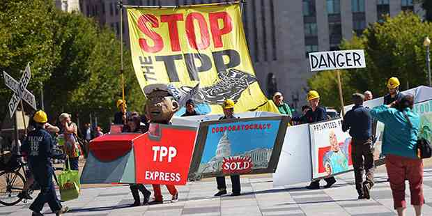 Stop Fast Track: Over 40,000 Phone Calls & 600,000 Emails To Congress