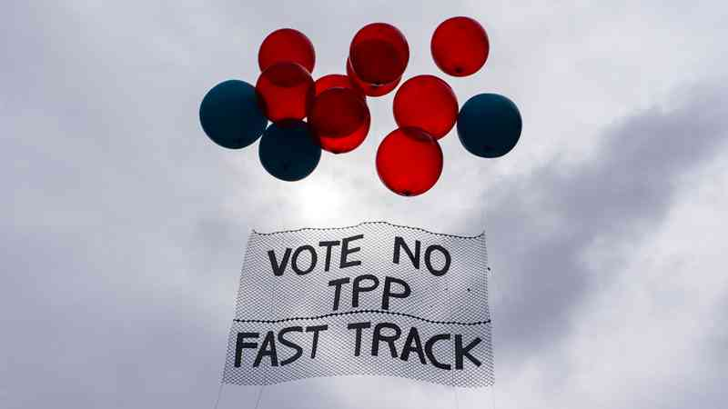 ICYMI: First Fast Track, Now Trans-Pacific Partnership Itself in Trouble on Capitol Hill