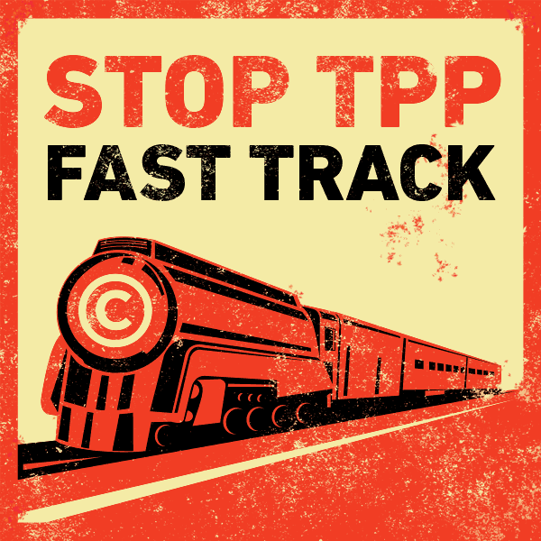 Tech Companies Urge Senator Wyden to Reject Fast Track and Bring Transparency to TPP