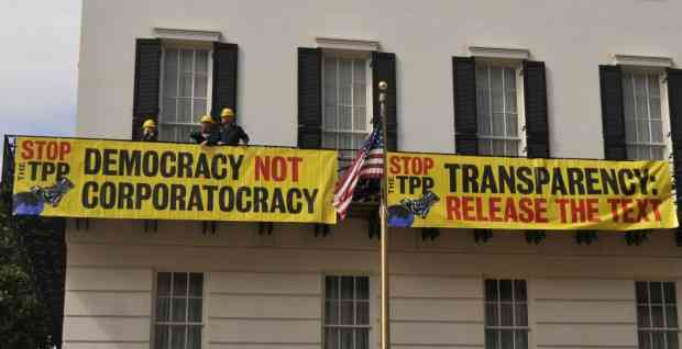 Now is the Critical Moment to Stop the TPP and All Rigged Trade Agreements