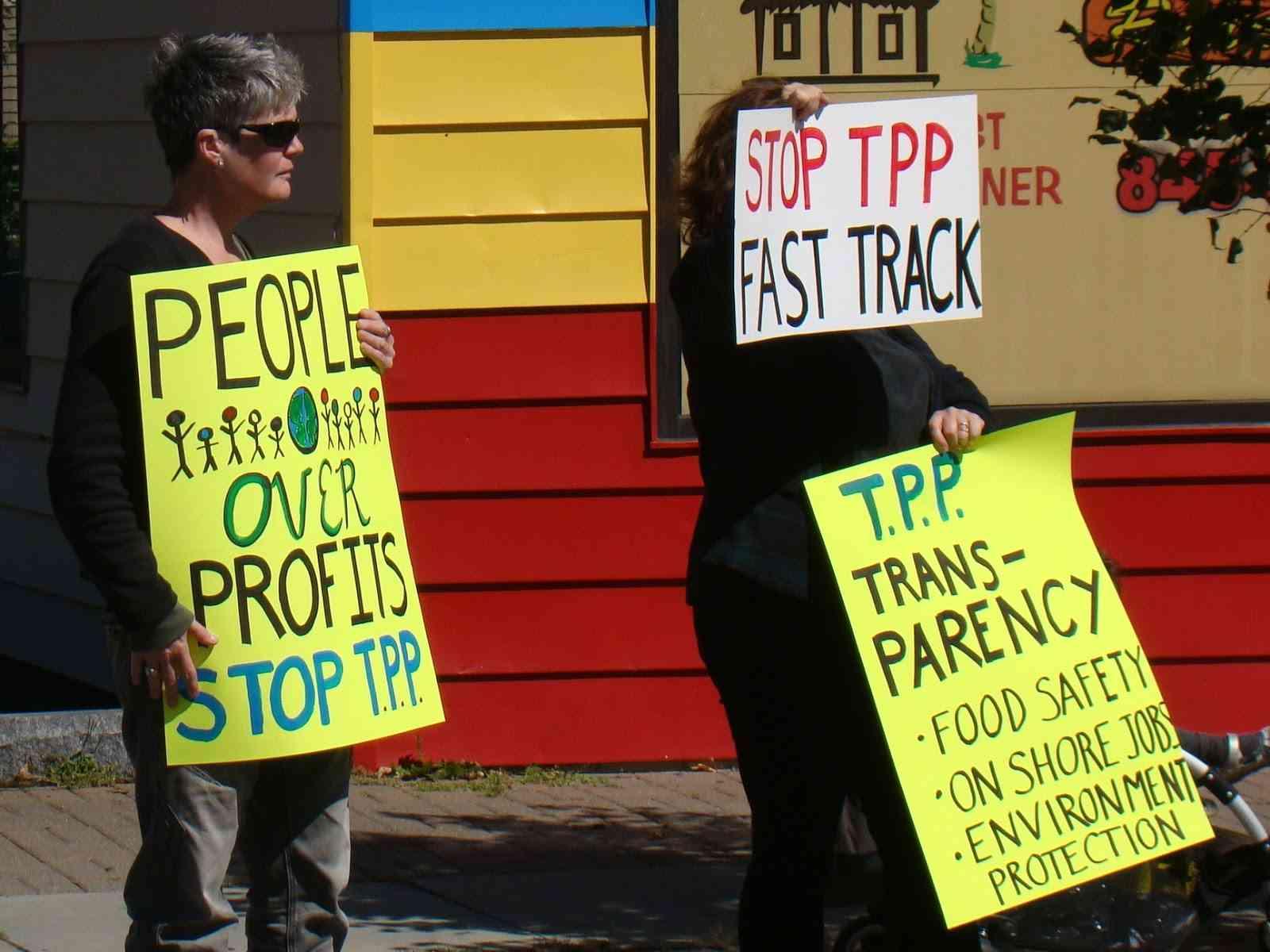 Factsheet: Health Impact of Trans-Pacific Partnership