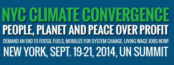 Sept. 19th-21st: Global Climate Convergence and the TPP!