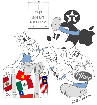 Wikileaks Releases Updated IP Chapter