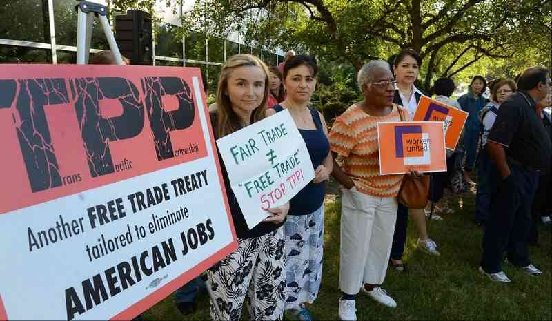 The TPP Won't Deliver Jobs Or Curb China's Power