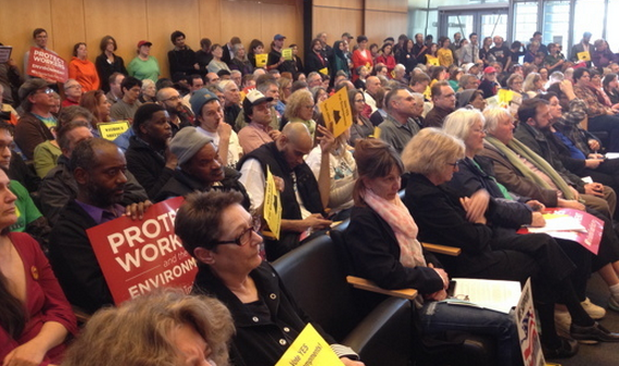 Seattle City Council Unanimously Opposes Fast Track and the TPP