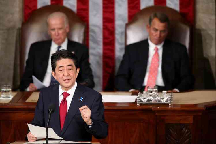 Prime Minister Abe's U.S. Visit Another Blown Deadline for TPP
