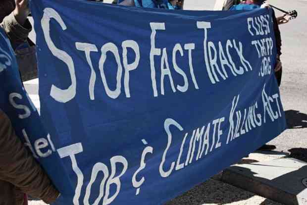 Senate To Move Forward With Debate On Fast Track
