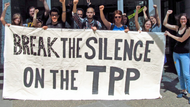 TPP Media Mobilizers-Call to Action
