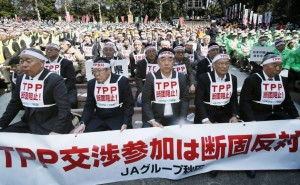 TPP Japan Protest 3