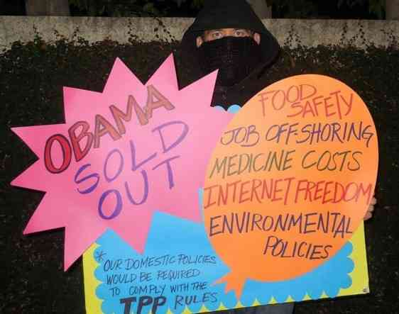 UN Experts Say TPP & Fast Track Threaten Human Rights