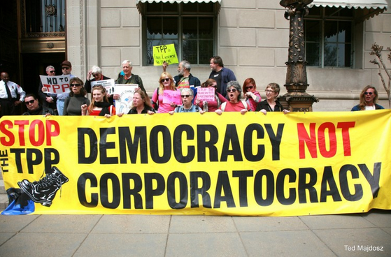 Six Ways TPP Opponents Have Won, Even As Fast Track Advances