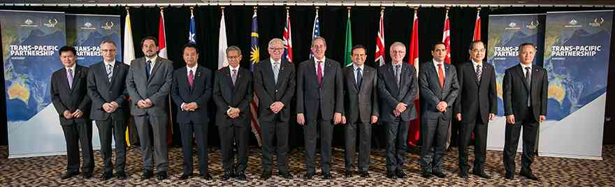 Timeline For TPP Vote Uncertain