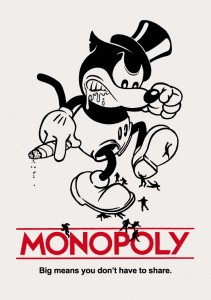 Mickey Monopoly