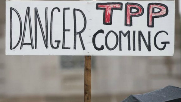 US Consulate To Citizens: Stay Away From New Zealand TPP Protest