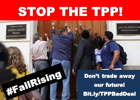 Could the TPP, TTIP, and TiSA be Nearing Collapse?