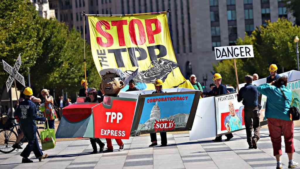 Don't Be Misled; The TPP Is Still Coming Full Steam