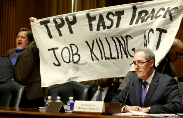 TPP Is Toxic Political Poison That Politicians Should Avoid