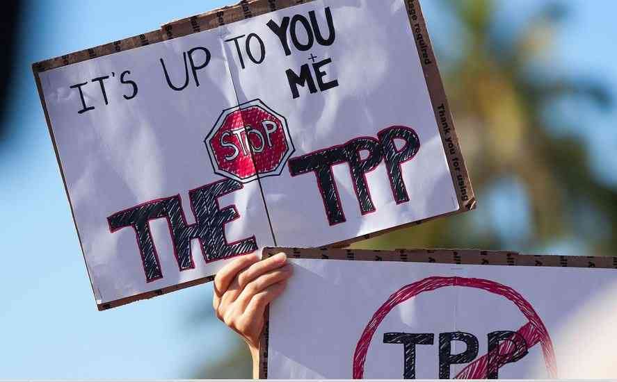 Tell Congress to Reject the TPP!
