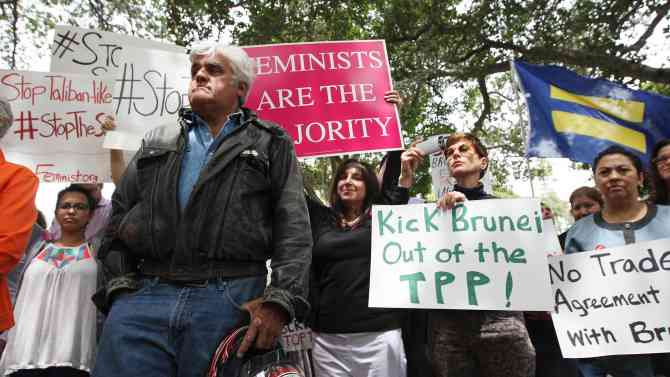 Pride at Work: TPP Fails the Test for LGBT Concerns
