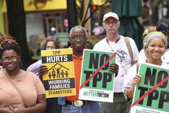 It's Time To Take A Stand For Workers On TPP