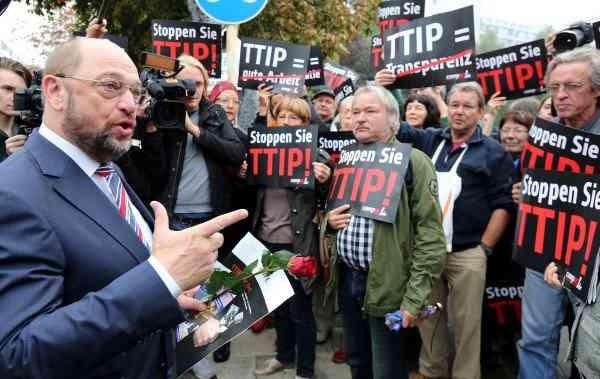 European Business Coalition Against TTIP Growing