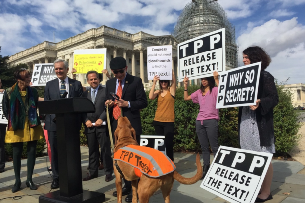 Over 1,500 Organizations Urge Opposition to the TPP