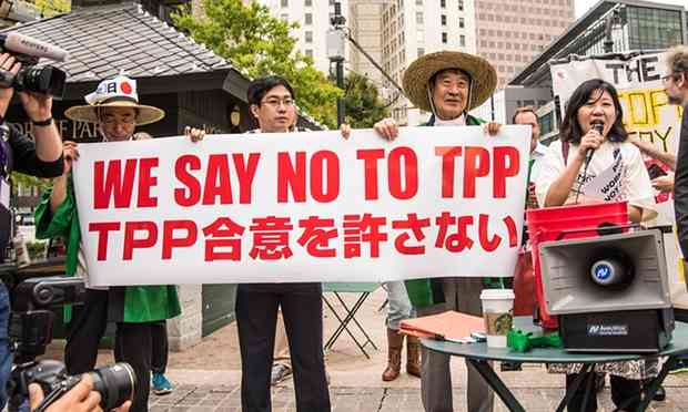 2016: Hope for better trade agreements and death of TPP