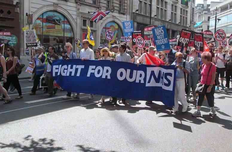 UK: Anger Grows Over Refusal to Share Document on TTIP and Health System