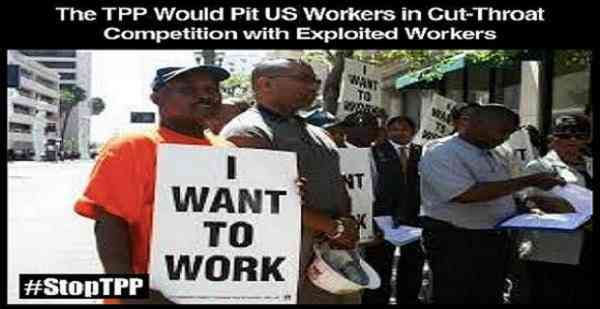 Where are the Jobs? New Reports Show TPP Fails Workers