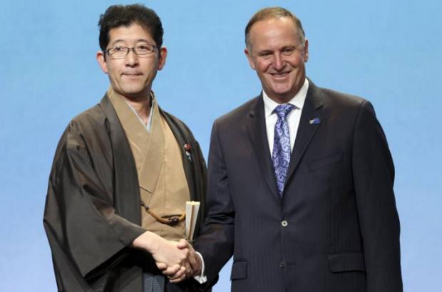 The Predators Behind the TPP