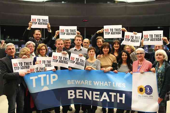 Ding, Ding! TTIP - Round 12: What You Need to Know