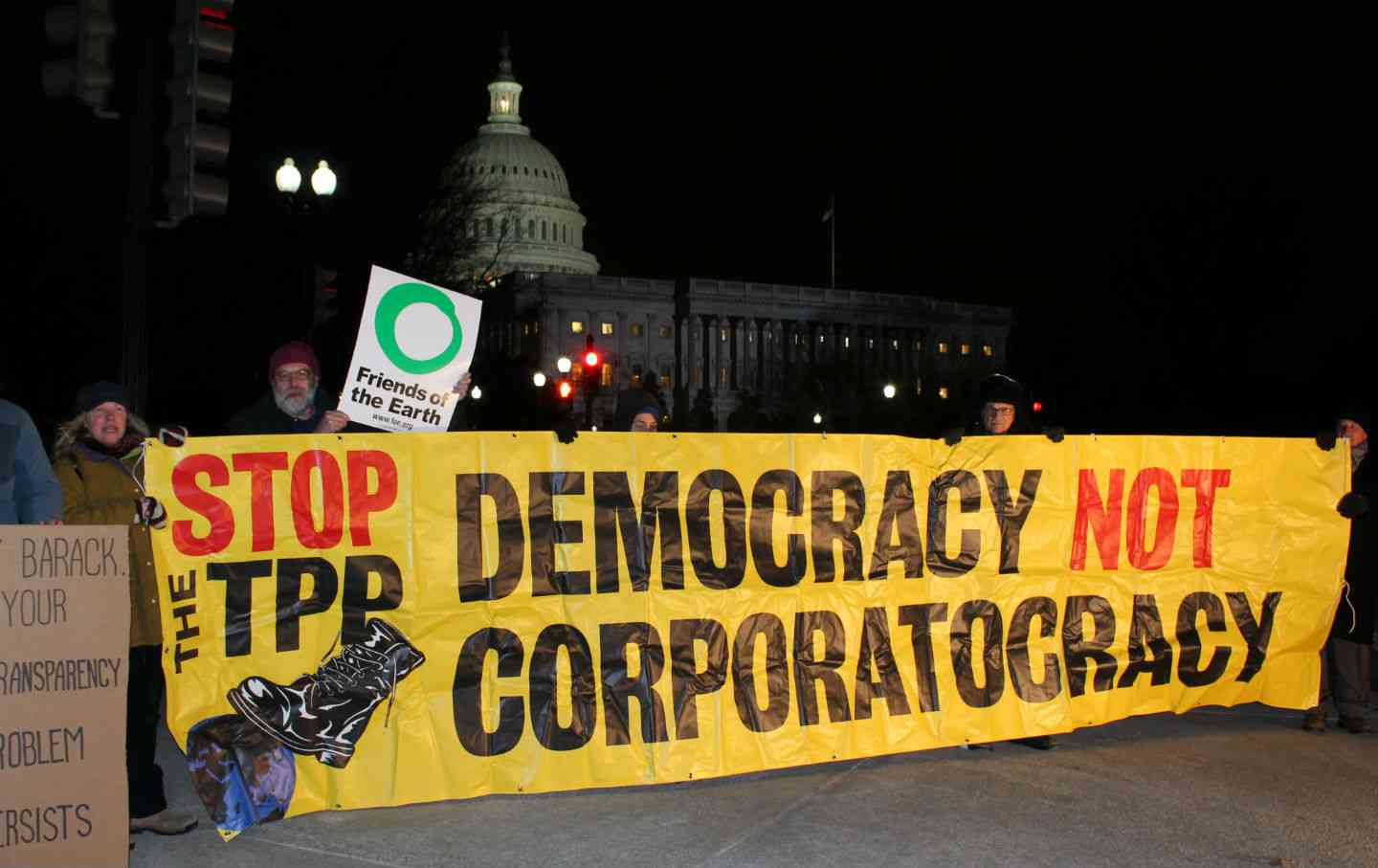New Report on Trans-Pacific Partnership Trade Deal Raises Serious Concerns about Corporate Misalignment