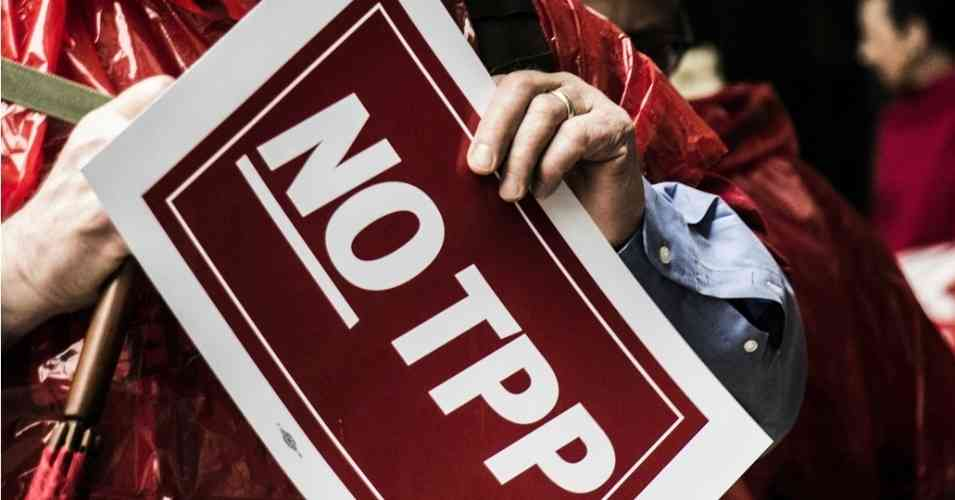Poll Finds Widespread Opposition To Free Trade