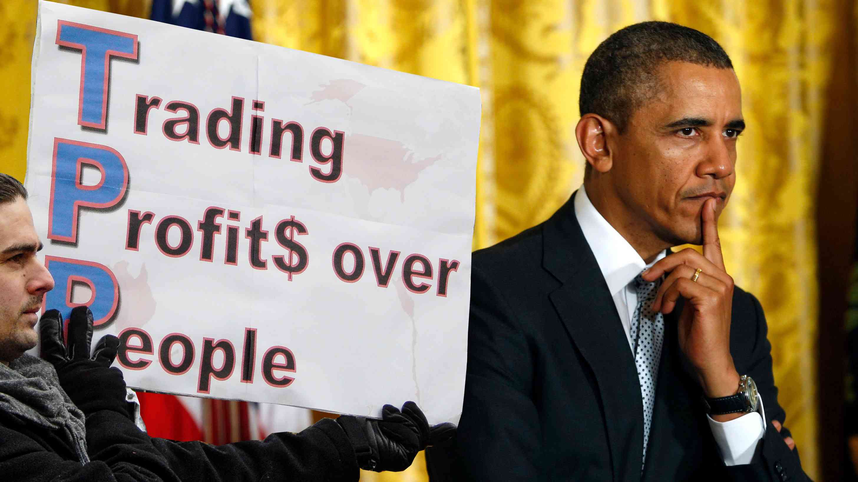 Opinion: How Obama and Congressional Republicans Intend to Pass TPP Into Law — After the November Elections
