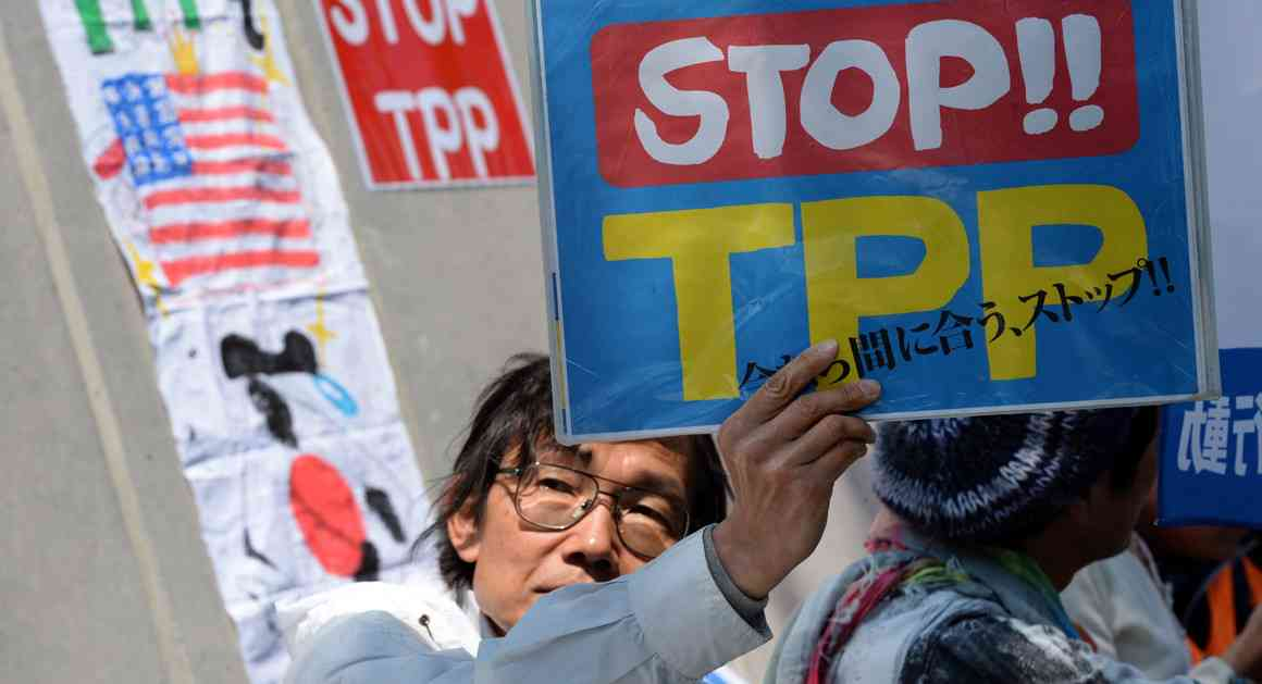 TPP Under Fire in the U.S. As Other Signatories Advance Towards Ratification
