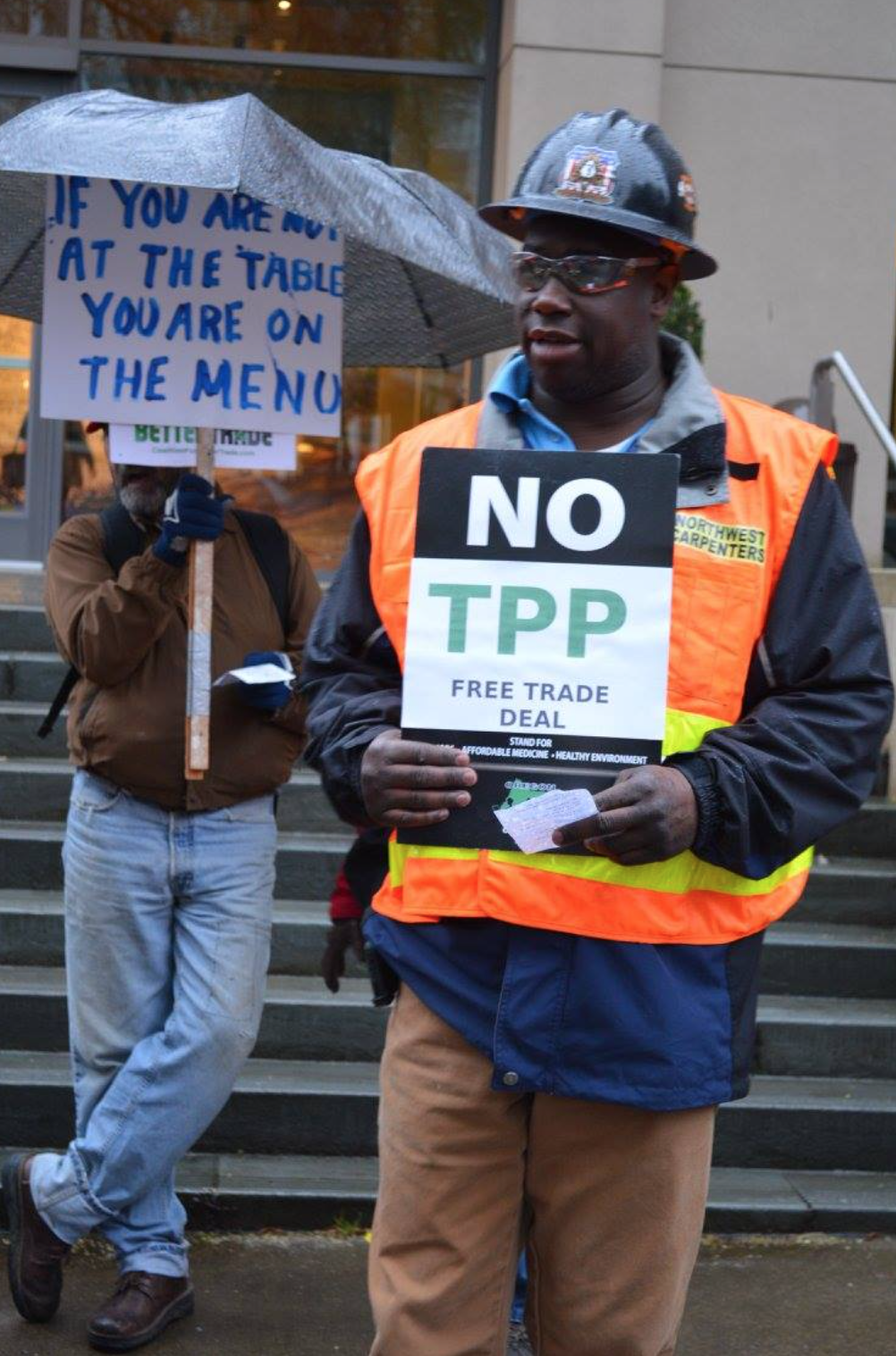 The TPP's Attack on Buy America